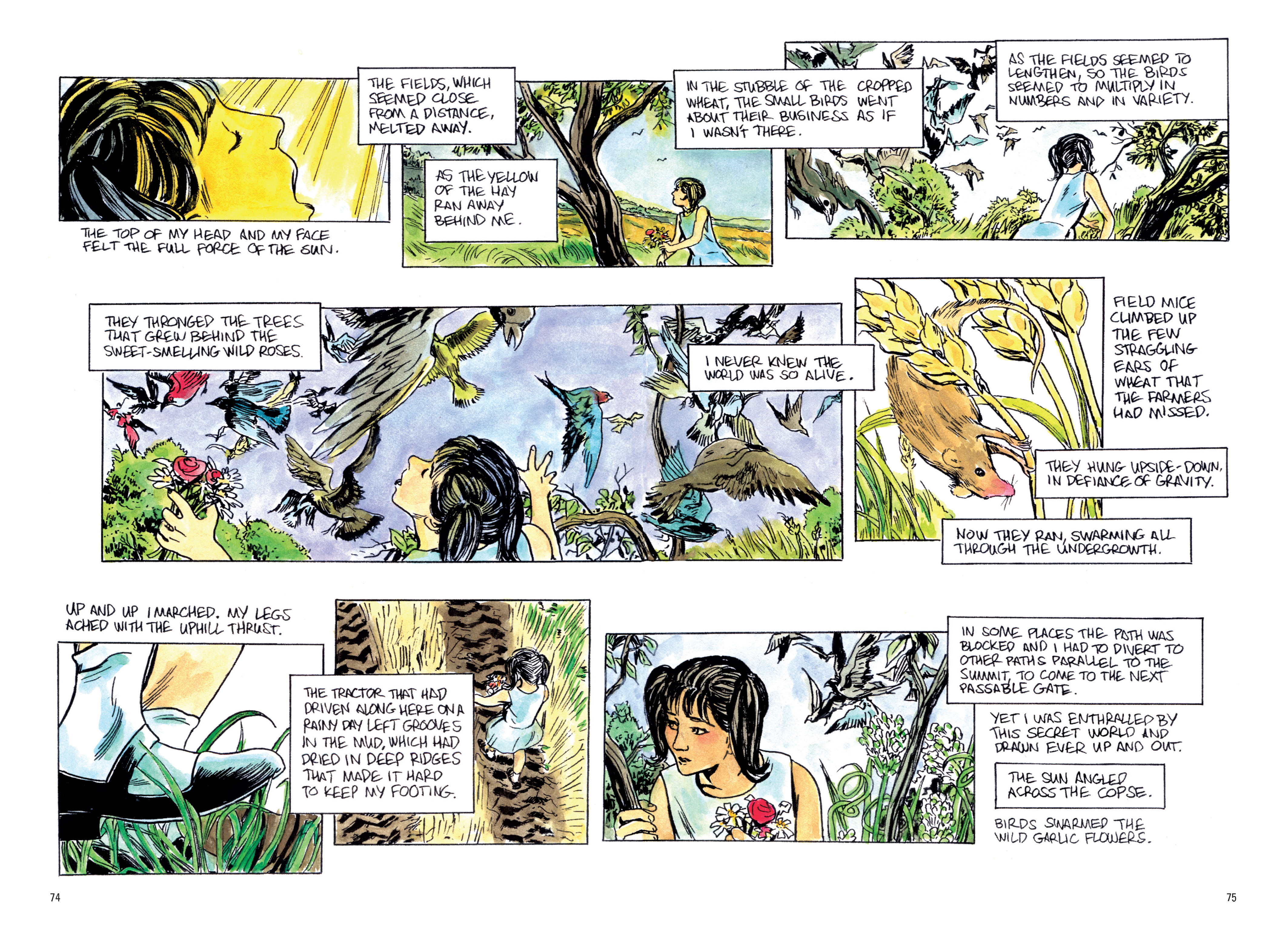 Read online The Late Child and Other Animals comic -  Issue #1 - 68