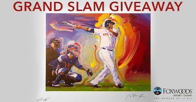 Enter the Foxwoods Grand Slam Giveaway. Ends 12/23