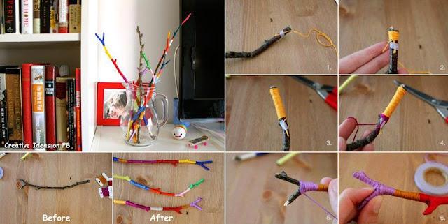 decoración, proyecto, arte, manualidades