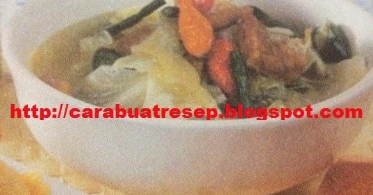 CARA MEMBUAT SAYUR BENING IKAN GABUS  Resep Masakan Indonesia