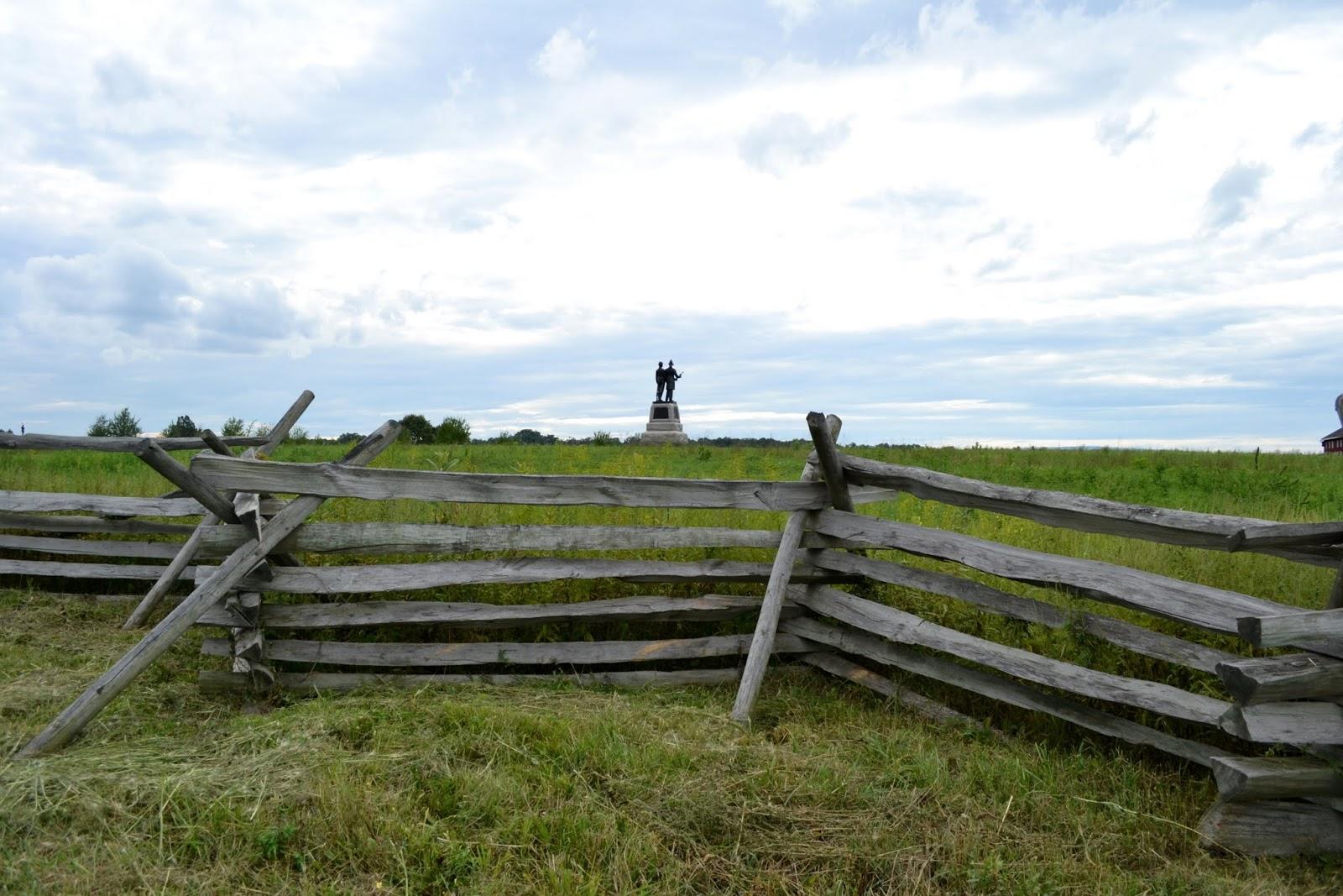 Национальный Военный Парк Геттисберг (Gettysburg National Military Park, PA)
