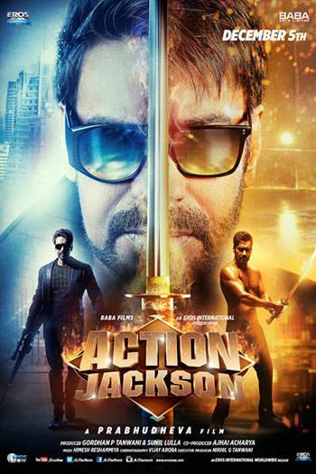 Action Jackson 2014 Hindi