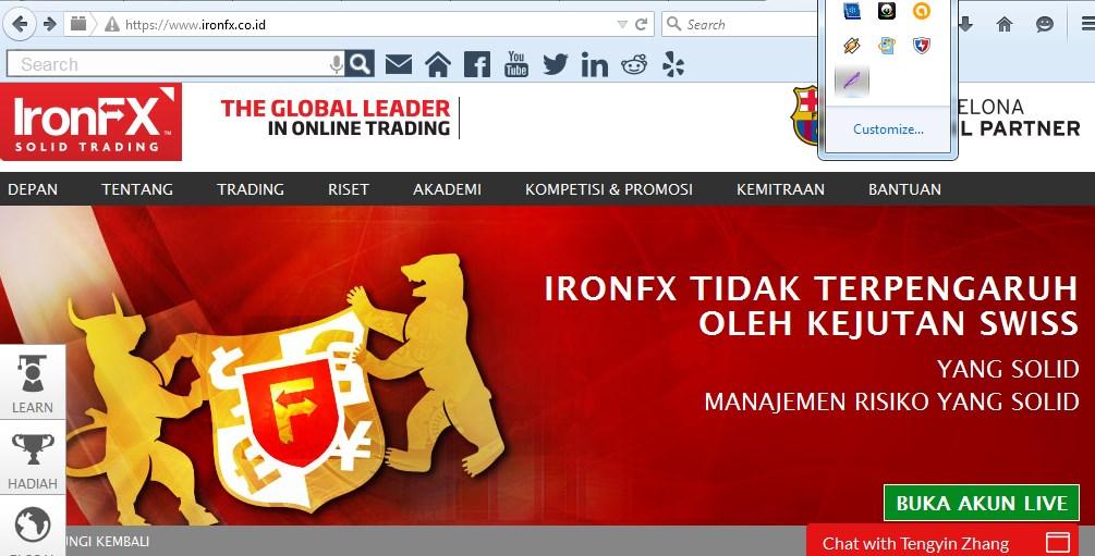bagaimana opsi yang diperdagangkan di indonesia fsb mengatur broker forex di afrika selatan