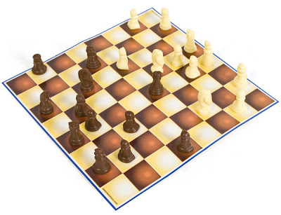 Cool and Unusual Chess Sets (15) 7