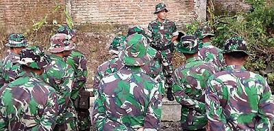 ''Sudah Paroh Jalan, Tetap Jaga Nama Baik TNI''