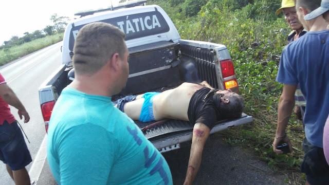 Assaltantes morrem em confronto com PM