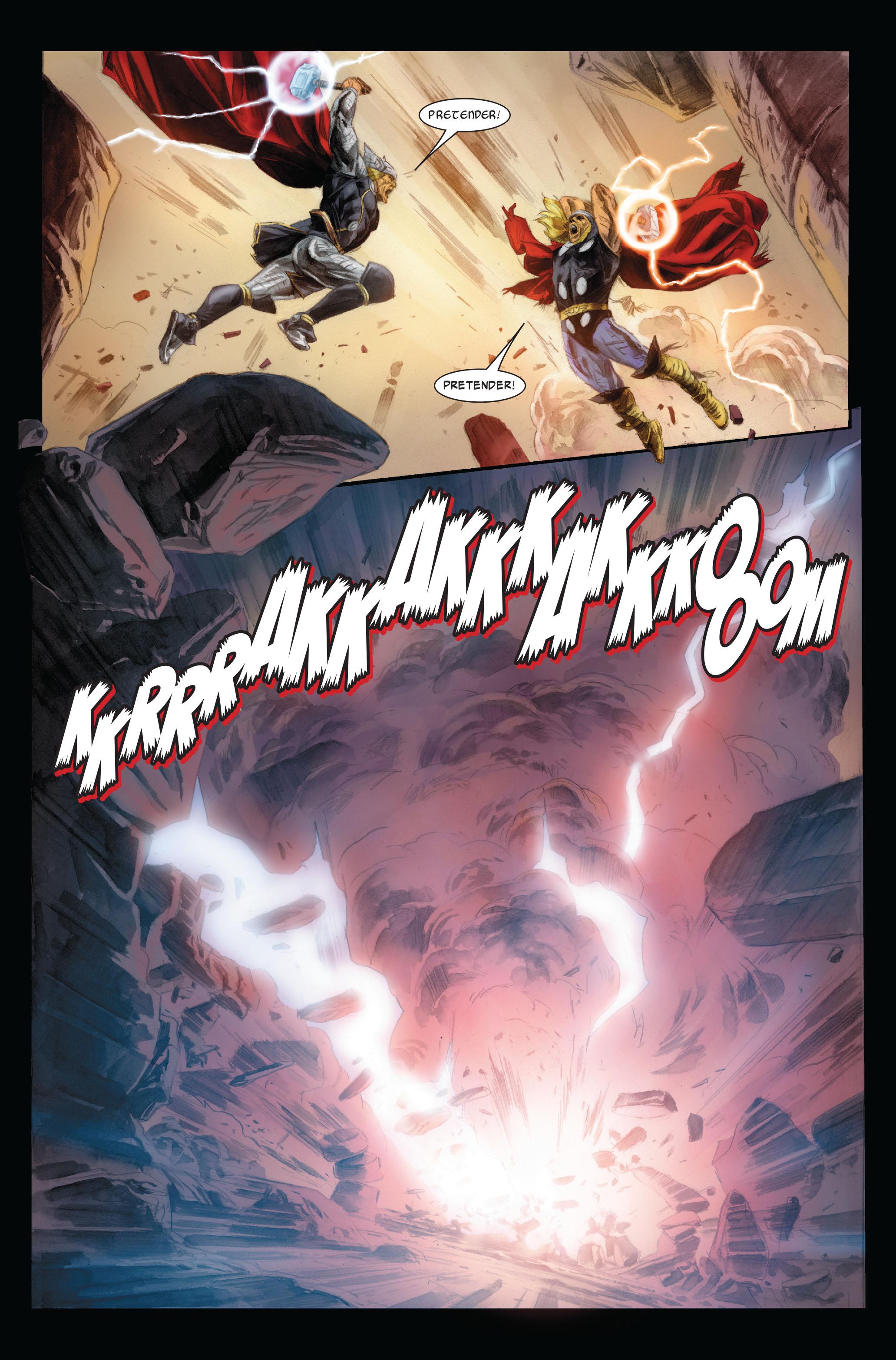 Thor (2007) Issue #610 #23 - English 18