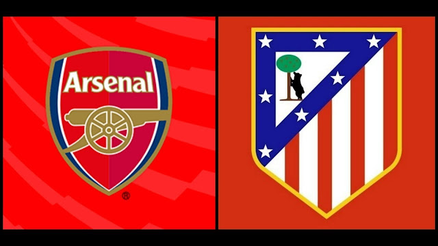 Image result for Atletico Madrid vs Arsenal: