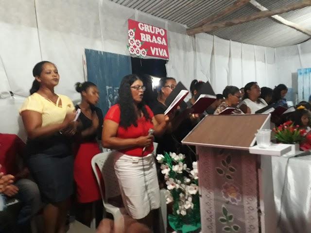 Congregação Assentamento 25anos