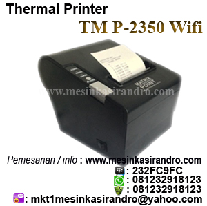 printer thermal TM-p2350 wifi