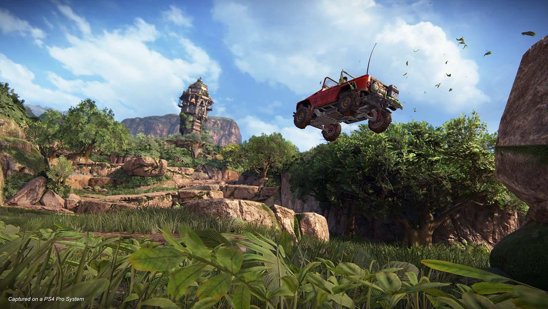 Uncharted: El Legado Perdido deja constancia de la importancia de los combates y la acción