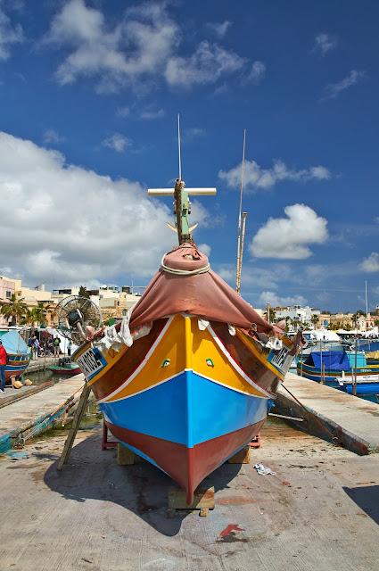łodzie Luzzu na Malcie, gdzie je zobaczyć?