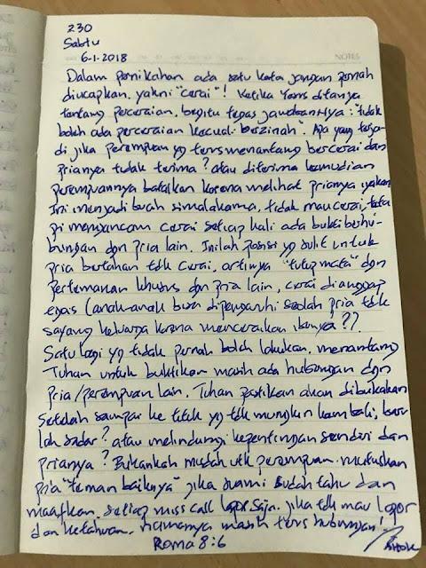 Surat Ahok
