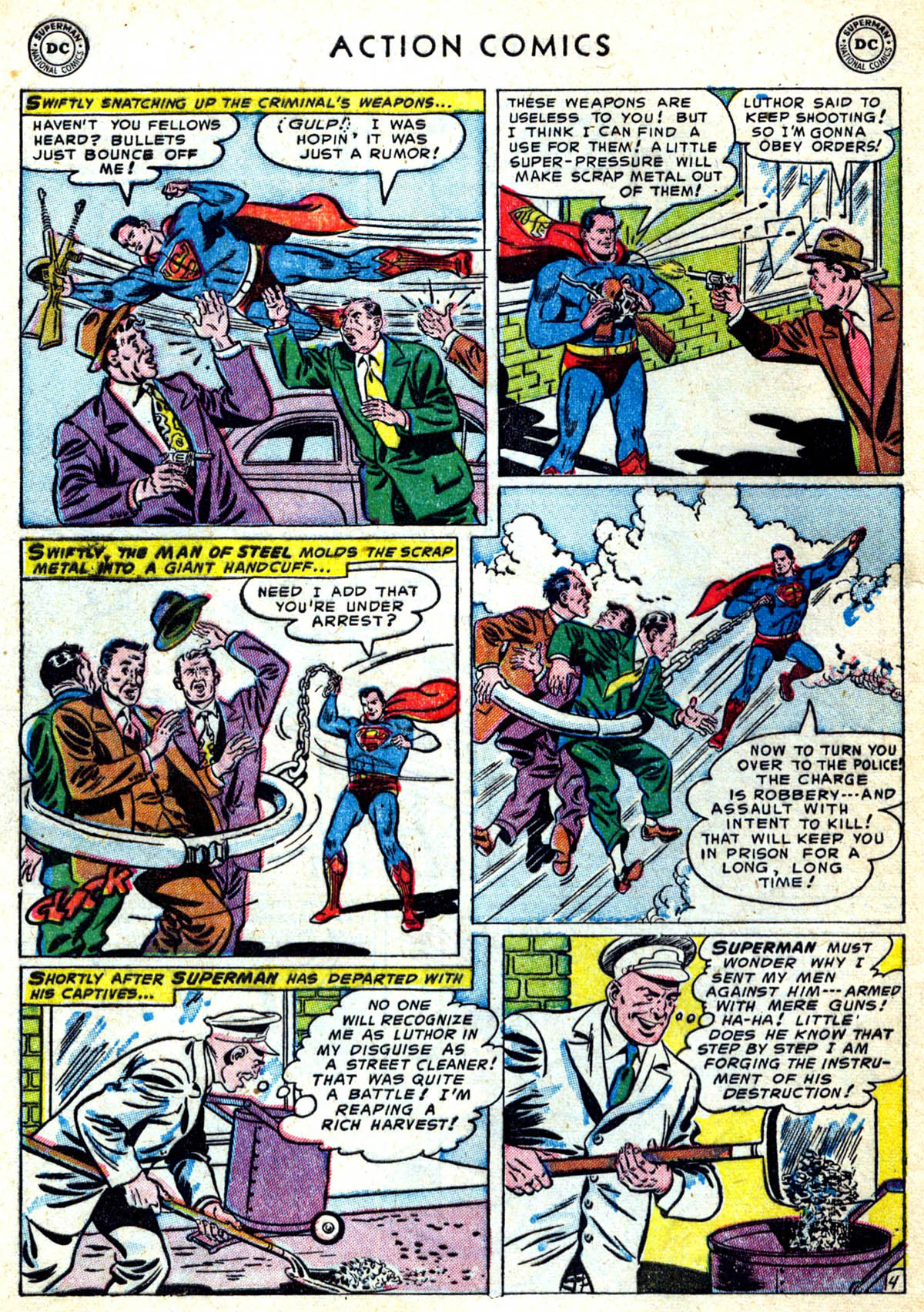Action Comics (1938) 183 Page 5