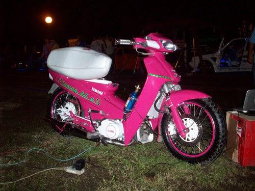 Dunia Modifikasi: Kumpulan Foto Modifikasi Motor Yamaha Sigma