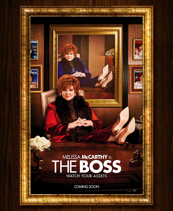The Boss (2016) HD Copy Download