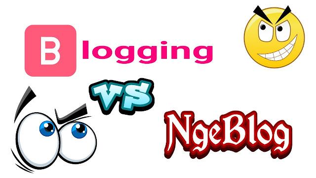 Belajar Mengenai apa itu Blogging dan NgeBlog