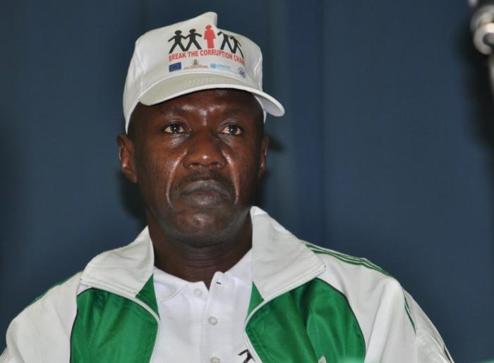 , Breaking: Finally Senate rejects Ibrahim Magu as EFCC Chairman, Latest Nigeria News, Daily Devotionals & Celebrity Gossips - Chidispalace