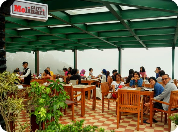 Molinari Cafe