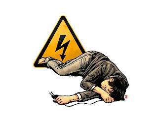 sengatan listrik(kesetrum)   - Penyebab, Gejala, dan Perawatan