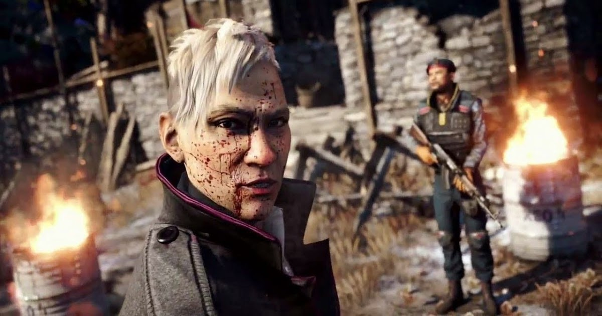 Skull Soldier Far Cry 4 Villain Voiced By Bioshock Infinite Star