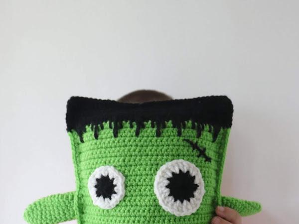 Amigurumi Frankenstein Ragdoll - Free Crochet Pattern