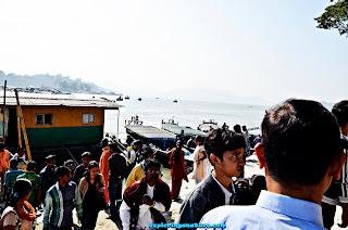 Uzan Bazar Ferry Ghat