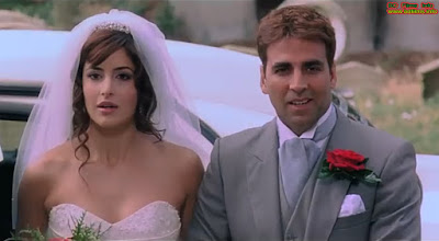 Namastey London is an Indian romantic drama film directed byVipul Amrutlal Shah I 2007. The film is starred by Akshay Kumar and Katrina Kaif in the lead roles. But it also stars Rishi Kapoor, Jave Sheikh, Upen Patel and Clive Standen in the supporting roles. The film is made based on Akshay Kumar's friend's true life story. But many critics criticize it and have found similarities between the film and 'Puarab Aur Paschim' acted and directed by Manoj Kumar in 1970. But director Amrutlal Shah has denied it being a remake.    Story:  An Indian parents lived in London is very serious about their daughter's future and wants to marry her daughter with an Indian ideal son. They come from London to India but after marriage their daughter refuses to accept that marriage.    Personal Review:  There are many similarities between the two films 'Namastey London (2007) and 'Purab Aur Paschim' (1970). But Vipul Amrutlal Shah has directed the film changing some events of the film. However, film's main story or the theme is same. It has some differences that in Namastey London, Jasmeet Malhotra Singh (Jazz) [Katrina Kaif] the female lead character comes to India with her parents. They take her here to marry her with an Indian son. After marriage, they all even Jazz's new husband Arjun Babu Singh (Akshay Kumar) visit London. Jazz refuses the marriage. She is brought up in London. So, she does not care Indian culture, religious norms, morals and values even marriage arranged in Indian Hindu religious way. But in London, Jazz has relationship with a British man. Arjun falls in love with her in India at the first sight. But Jazz falls in love slowly with arjun in London after their friendship. She slowly understands Arjun's love to her. At the eleventh hour,of Jazz's marriage with the British man, she refuses his relation and accepts Arjun's love and marriage. Thus they come together in India. It is a short story of the film Namastey London. There are some differences in 'Purab Aur Paschim' (1970). But the main theme is same. Both of the tow films are patriotic. In 'Purab Aur Paschim' after death of Bharat's father, a long time later, Bharat, after completing his education in India, visits London to achieve higher education staying from his father's friend's house. Preeti, his uncle's daughter, falls in love with Bharat. They all are agreed to in their relationship and marriage. But Preeti does not want to live in India after their marriage. Bharat promises her that he will stay with her where she will want t live. But before marriage, she has to go India with him and see the environment, behavior, conditions and humanity. He has self-confidence that she must stay in India for the life time after seeing these. After coming in India she has been totally changed according to Bharat's words. She knows about the values of humanity, belief to human and respect to the elders is a power here. The consequence is happened in such a way that Bharat believed. Preeti wants to stay here for the life time when their parents also stay here. There are other supporting events of the two films but the main theme is like this story. So, I will say that Namastey London is made based on this film story though director is telling thatr is based on Akshay Kumar's friend's life story. But there are similarities between the two film stories.  Katrina Kaif's performance and dialogues are excellent. The film's language is Hindi and English. As Katrina as Jazz has lived in London for a long time and did not know speaking Hindi language in Indian style or like Indian people. So, her Hindi language speaking style is excellent like foreign people. On the other hand, her English speaking style is different. Here her dialogues are standard and extraordinary. Natural acting is also passable. Akshay Kumar as Arjun has played his roles naturally and precisely. Overall, excellent performance, natural dialogues, excellent cinematography, smooth editing style awesome background music are also the main characteristics of the film 'Namastey London'.