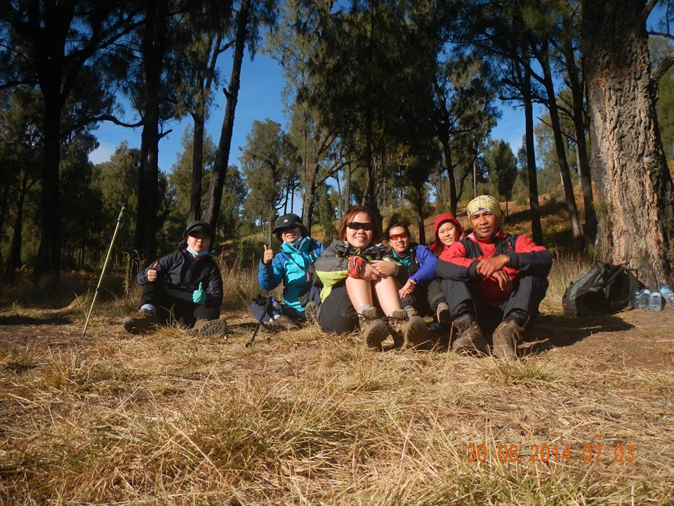Semeru Trekking and Mt Bromo Tour Package 4 Days