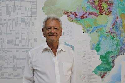 Carlos Oití Berbert assume Ouvidoria do Serviço Geológico do Brasil