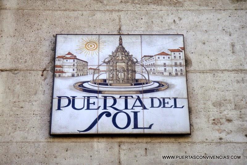 Callejeando callejeando puerta del sol madrid for Puerta del sol hoy