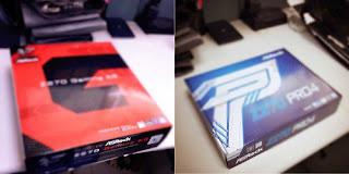 ASRock Z270 Gaming K6 và ASRock Z270 Pro 4