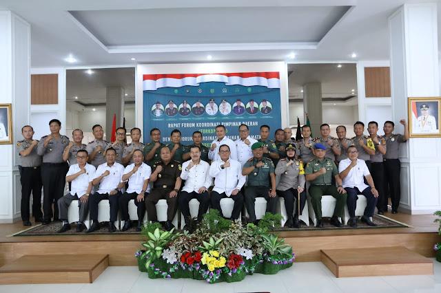Dodi: Mari Kita Jaga Keamanan Untuk Mengantisipasi Potensi Konflik