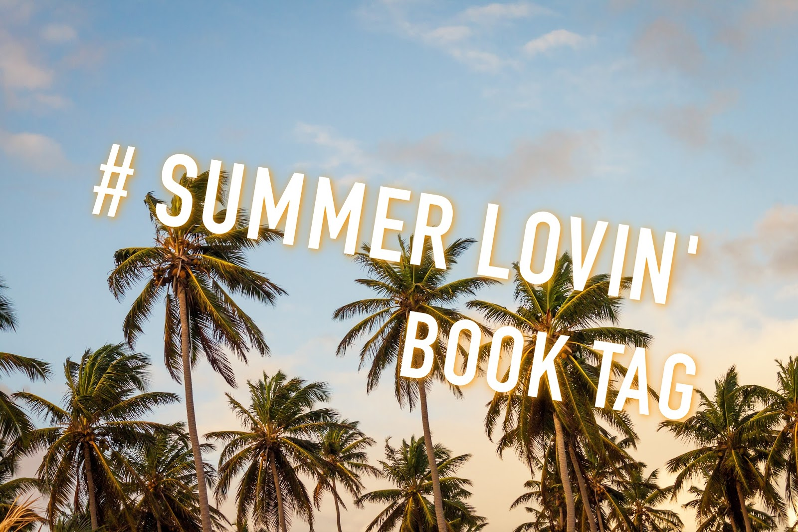 summer' lovin book tag