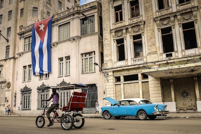 De acordo com a emissora NTN24, o avião, operado pela companhia aérea Aerogaviota, partiu do aeroporto de Baracoa, localizado no leste de Cuba