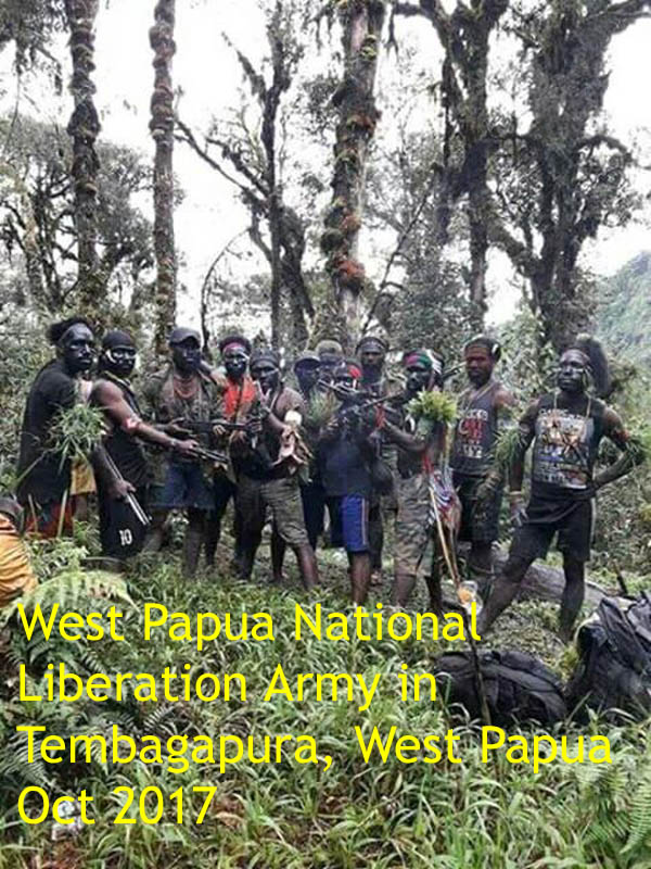 West  Papuan  Human Rights Defenders News