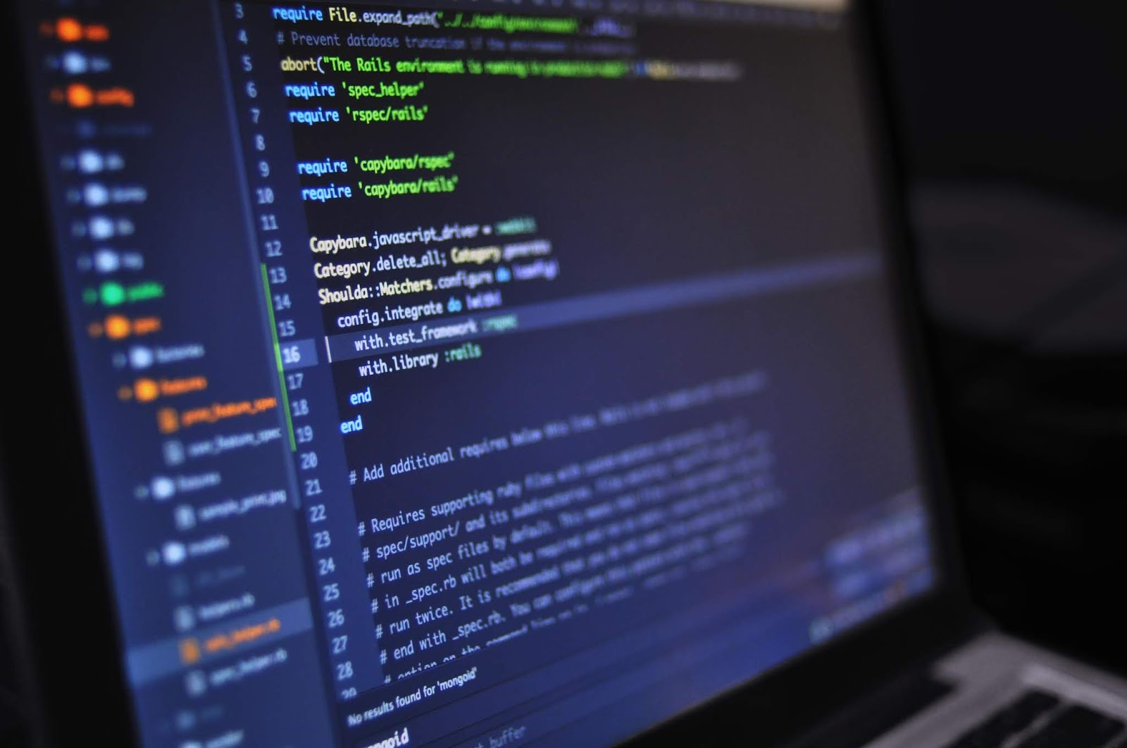 gambar ilustrasi software komputer