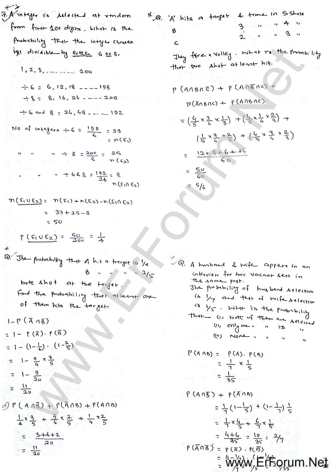 probability-statics-note-4