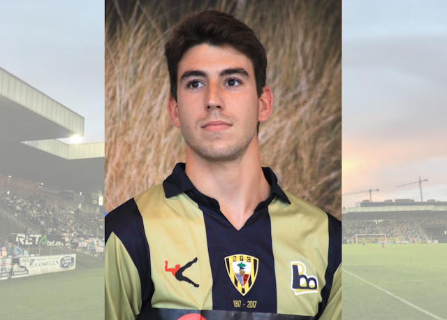 Alex Pérez deja el Barakaldo CF