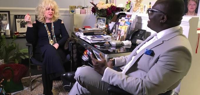 Bola Ray's REVEALED visits world renowned Cosmetic Surgeon Dr Rita Rakus