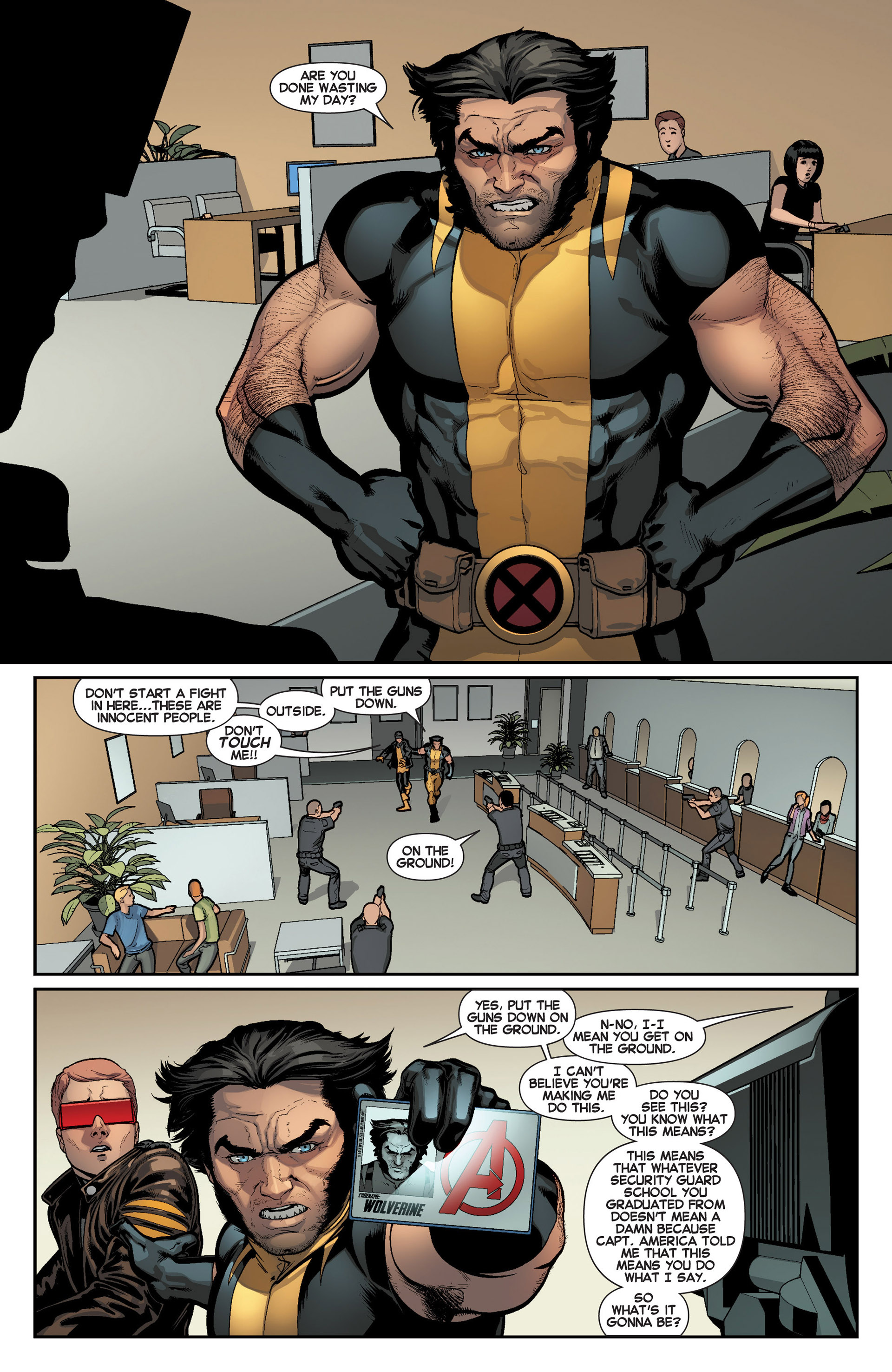 Read online All-New X-Men (2013) comic -  Issue #7 - 8