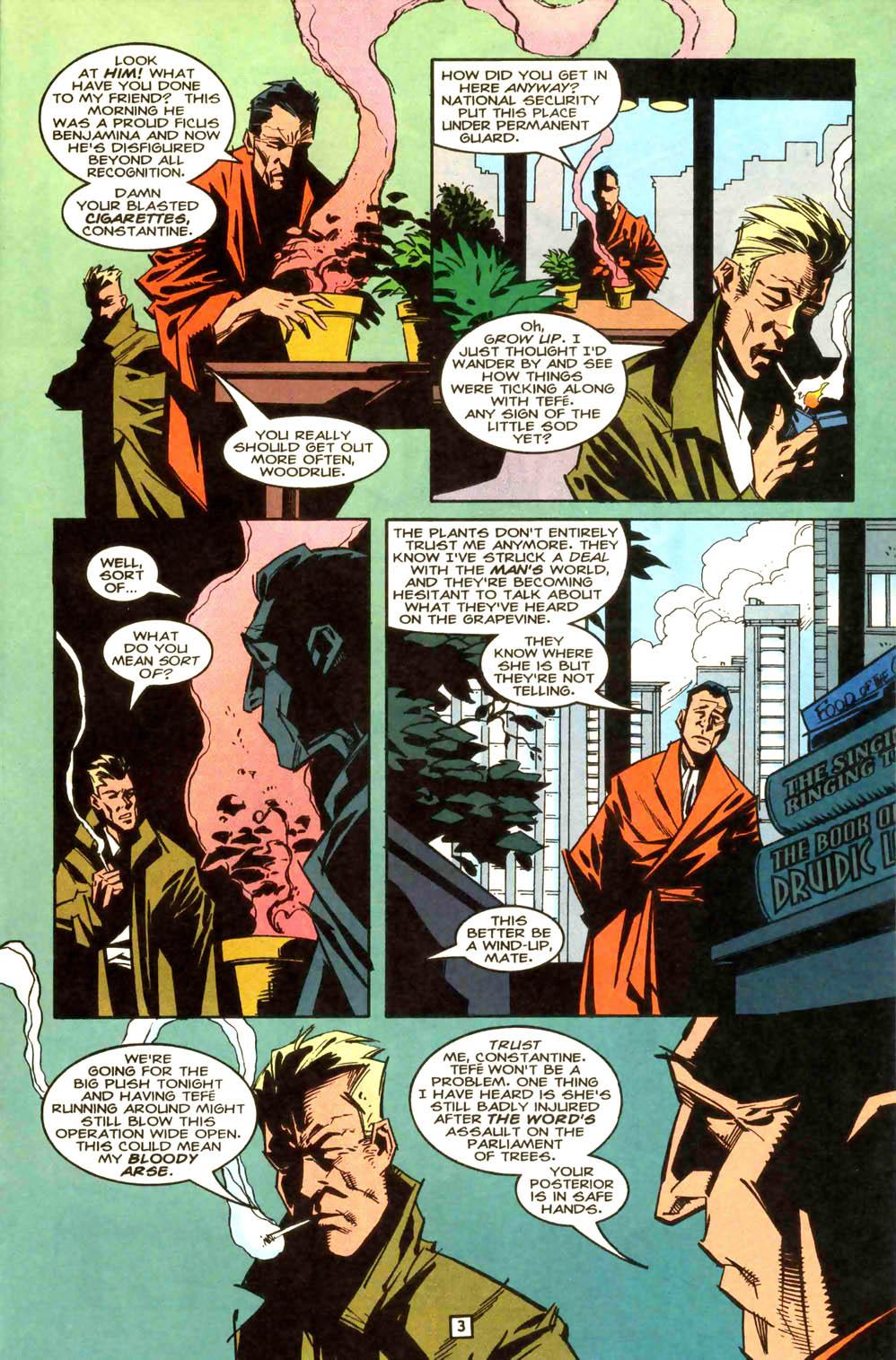 Swamp Thing (1982) #169 #177 - English 4