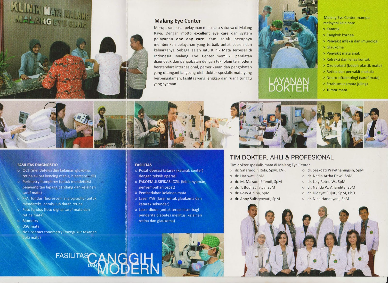 Info Klinik Mata Malang Malang Eye Centerjust Me Karinakecil Com