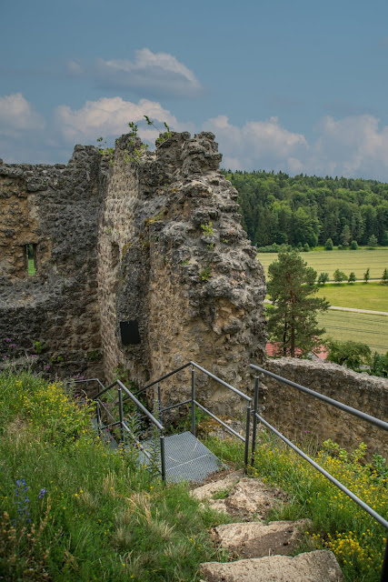 Erzweg Etappe 5 Etzelwang – Lichtenegg  Wandern Amberg-Sulzbacherland 16