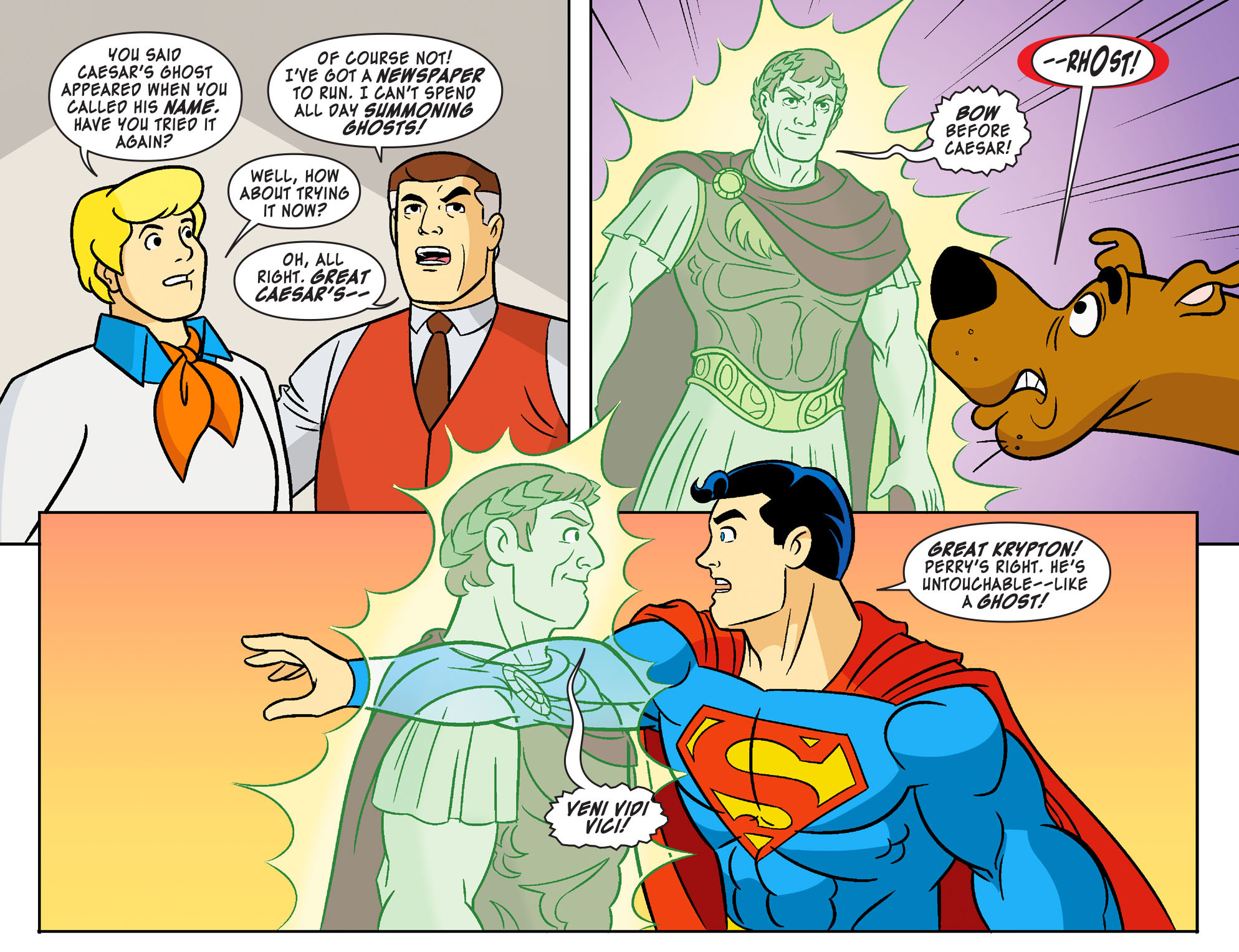 Read online Scooby-Doo! Team-Up comic -  Issue #17 - 11
