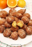 Frittelle - włoskie mini pączki (bez glutenu)