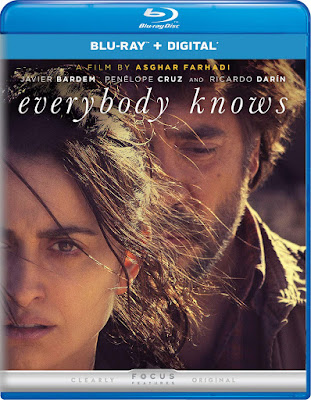 Everybody Knows Blu Ray