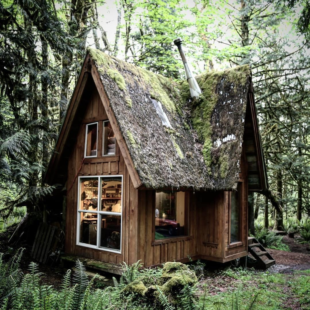 02-Side-and-Back-of-the-Cabin-Jacob-Witzling-Recycled-Architecture-with-the-1-Bedroom-USD7500-Micro-House-www-designstack-co