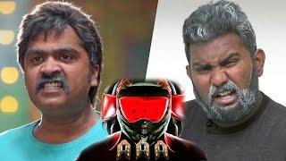STR's AAA Official Teaser | Kumar Thatha reviews Ashwin Thatha