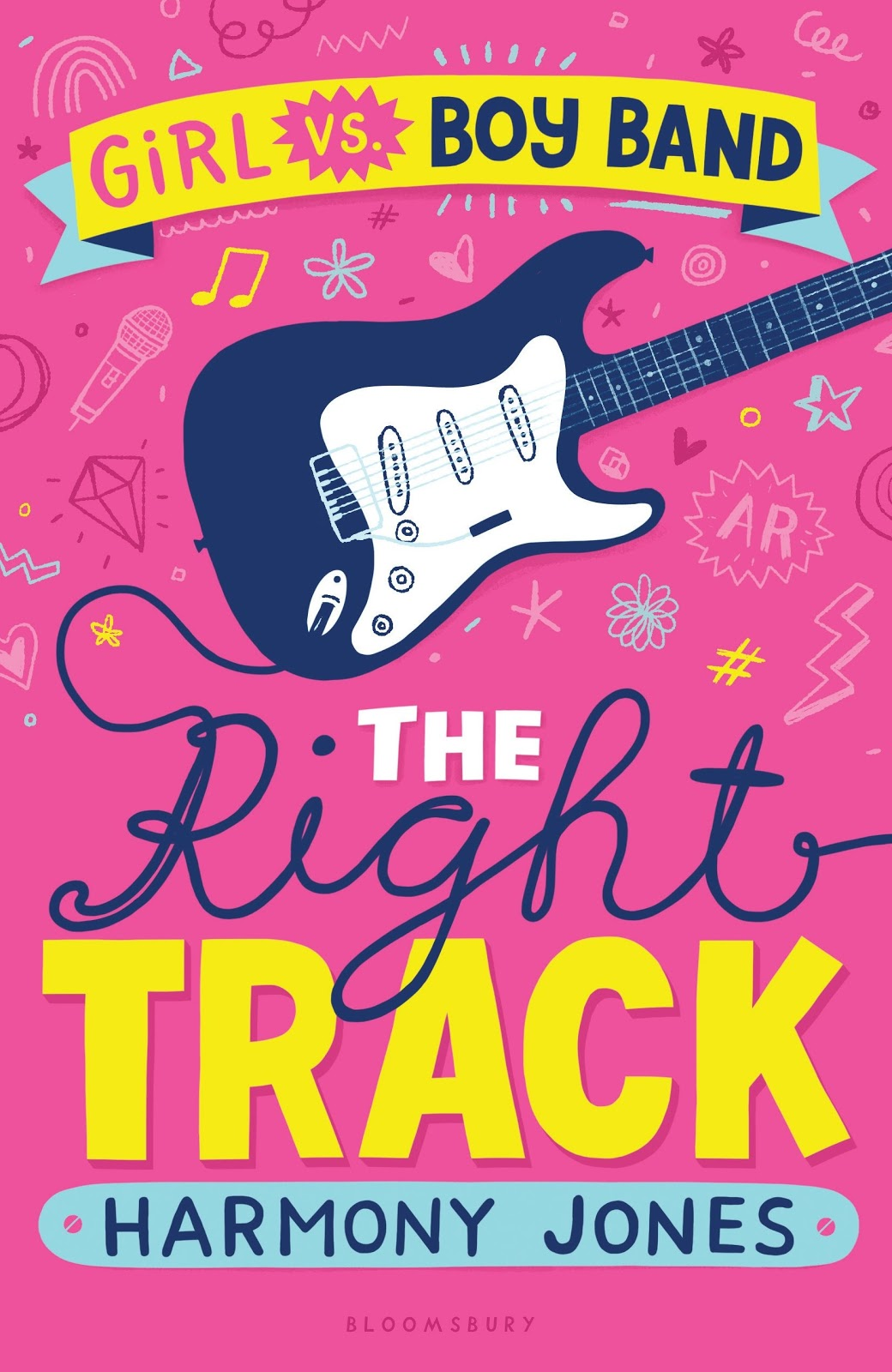 The Right Track - Harmony Jones